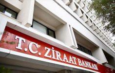 Ziraat Bankası'na 1,1 milyar dolar sendikasyon kredisi