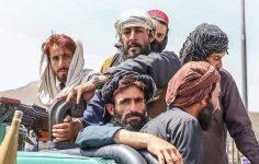 Değişimin Merkezinde: Afganistan ve Taliban